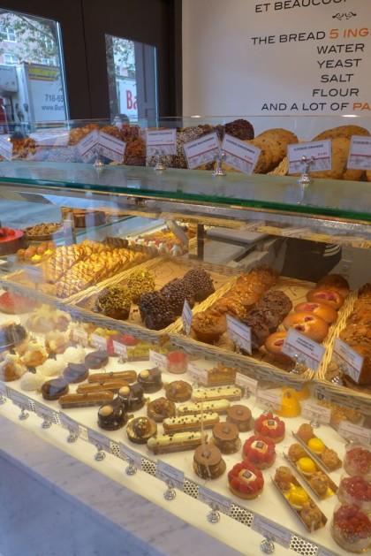 Maison Kayser Tribeca desserts