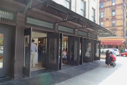 Maison Kayser Tribeca facade