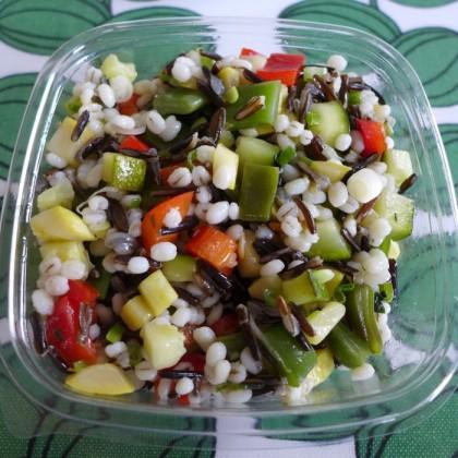 Maison Kayser Tribeca riz sauvage dete