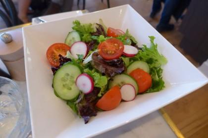 Maison Kayser Tribeca salad