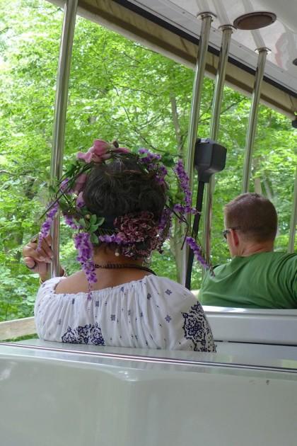New York Botanical Garden Frida Kahlo actor