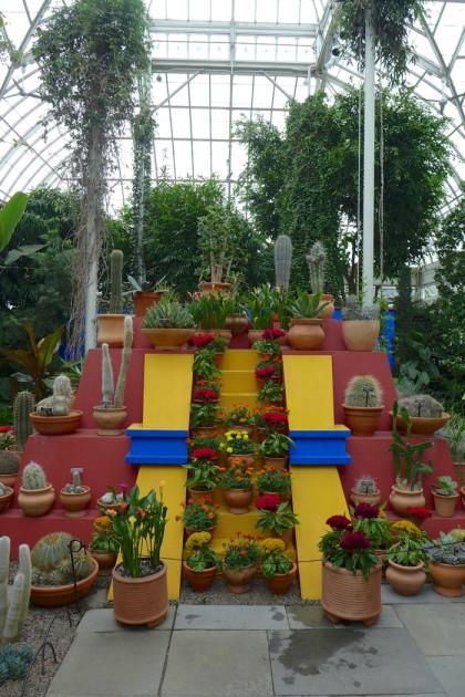 New York Botanical Garden Frida Kahlo exhibit