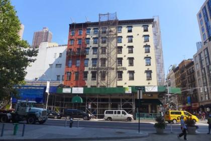 Cosmopolitan Hotel west side