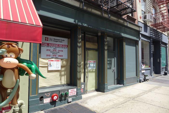 Duane vacant storefront2
