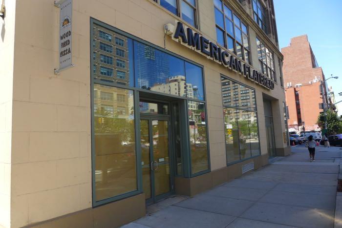 Hudson vacant storefront