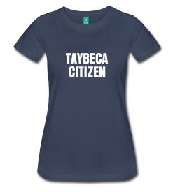 Taybeca Citizen tshirt