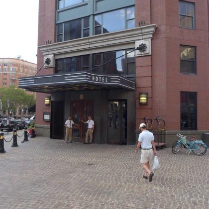 Tribeca Grand sign