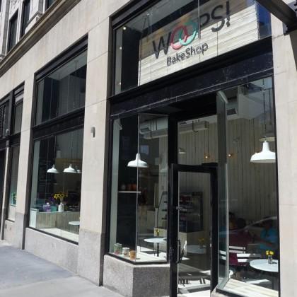 Woops Tribeca facade
