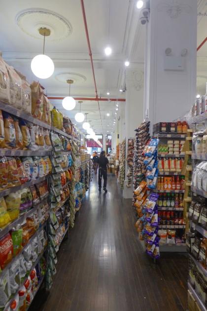 Gourmet Garage Tribeca aisle3