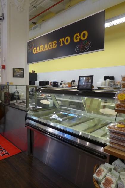 Gourmet Garage Tribeca prepared foods