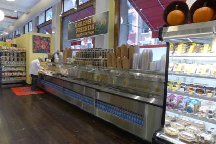 Gourmet Garage Tribeca salad bar
