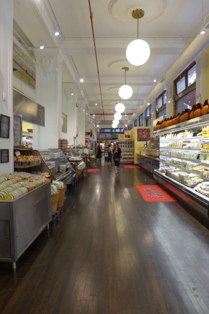 Gourmet Garage Tribeca store