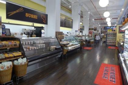 Gourmet Garage Tribeca sushi etc