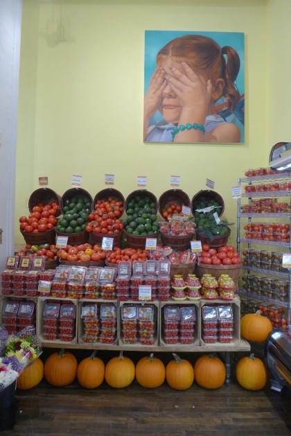 Gourmet Garage Tribeca tomatoes