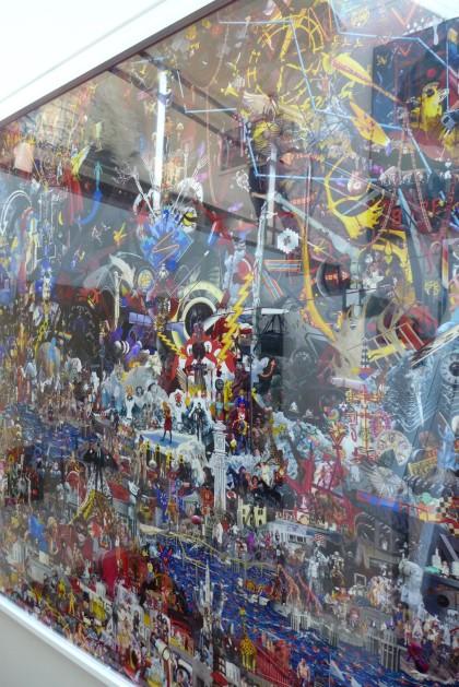 Loft Peeping Duane Penthouse art