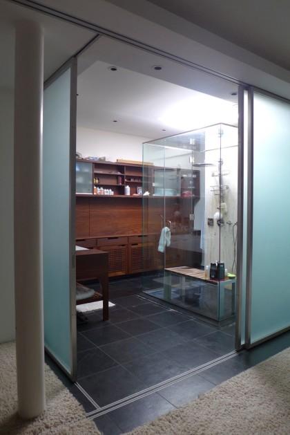 Loft Peeping Duane Penthouse master bath