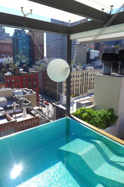 Loft Peeping Duane Penthouse pool