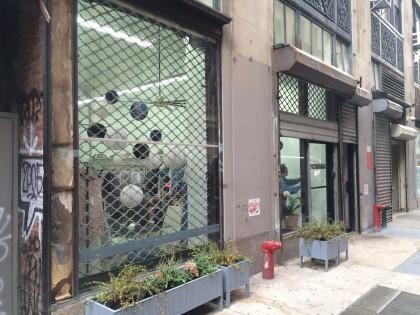 Olarte Foussard Circolo showroom