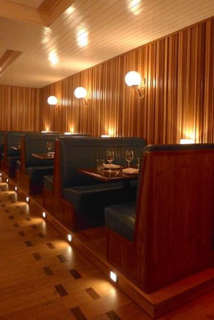 Sessanta booths