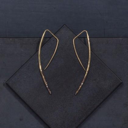 Uhuru Boulder earrings