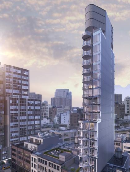 19 Park Place rendering