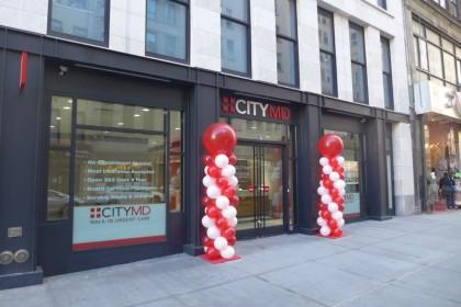 CityMD Tribeca facade
