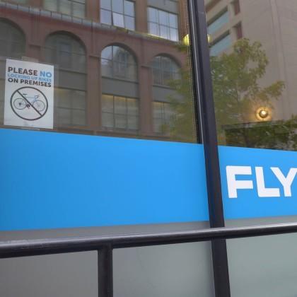Flywheel no bikes