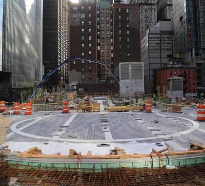 Liberty Park by WTC Progress