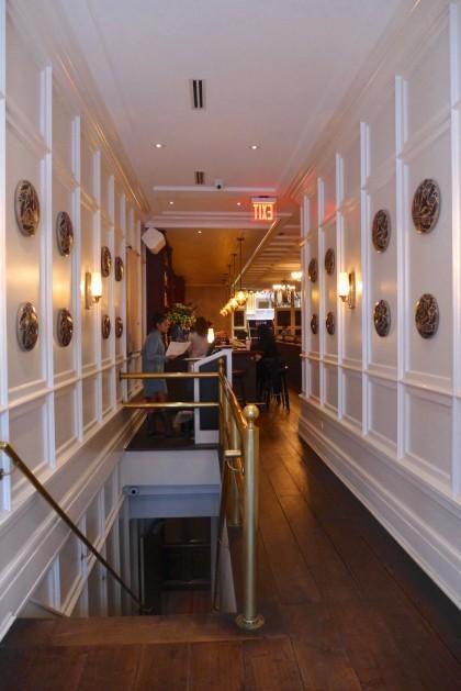 Rosa Mexicano Tribeca entryway