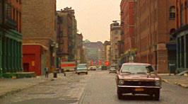 Still from Chantal Akerman 1977 film News From Home