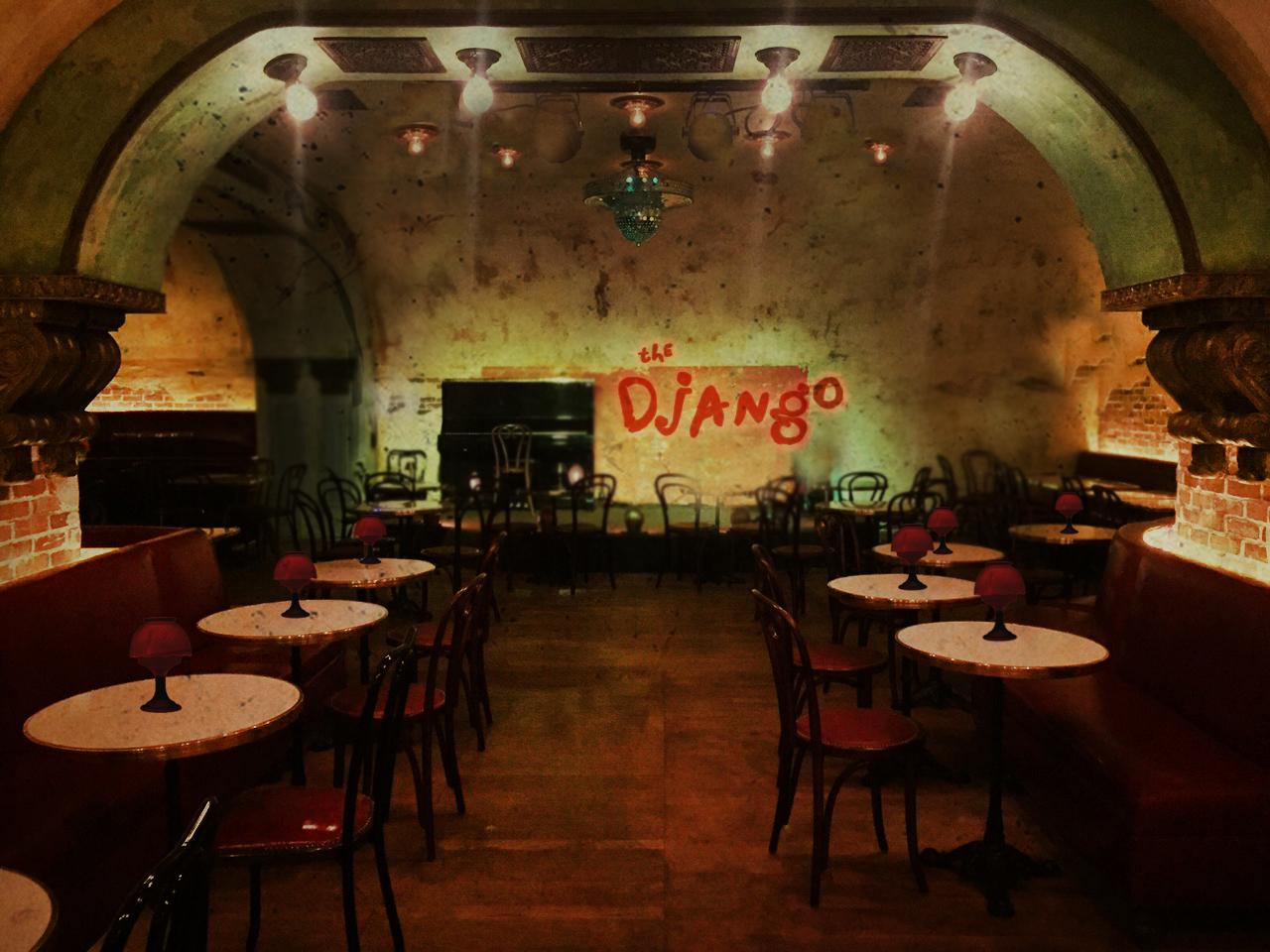 Tribeca Citizen Tribeca S Newest Jazz Club The Django