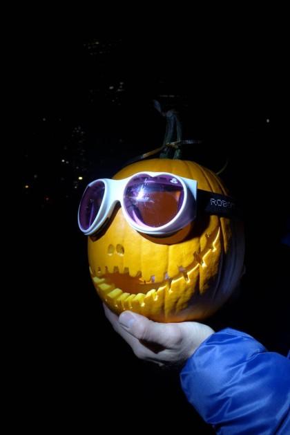 Washington Makrket Park pumpkin entry