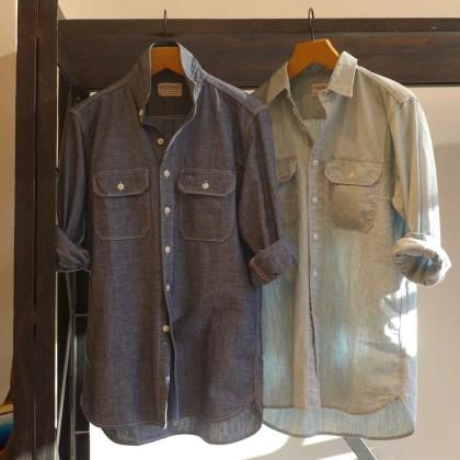 Grown and Sewn shirts