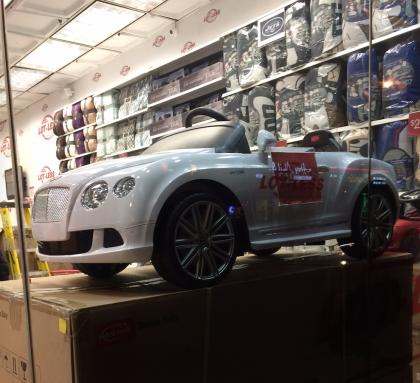 Lot-Less Bentley