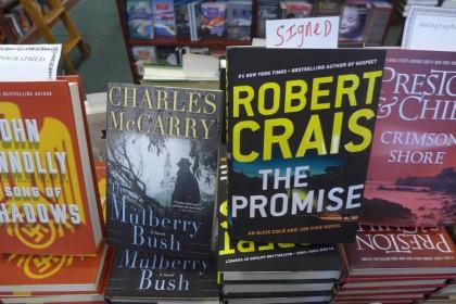 Mysterious Bookshop books