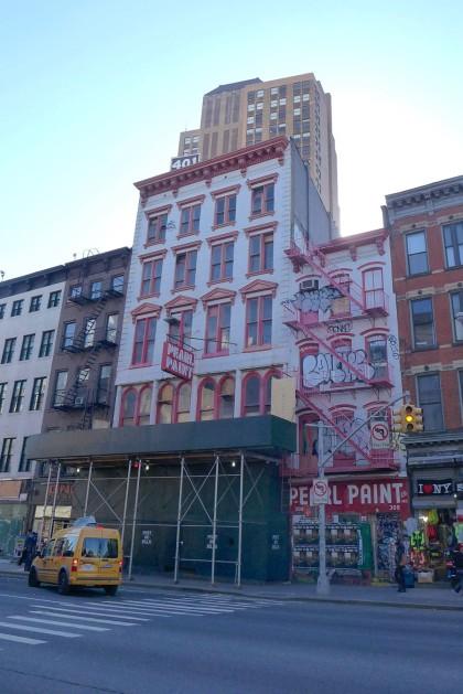 Pearl Paint buildings