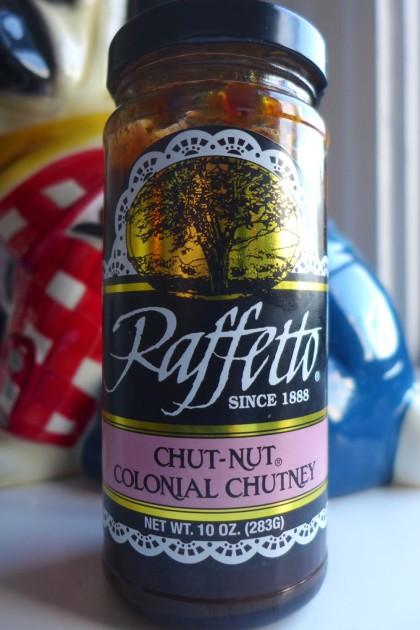 Raffetto Chut-Nut Colonial Chutney