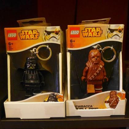 Torly Kid Star Wars keychains