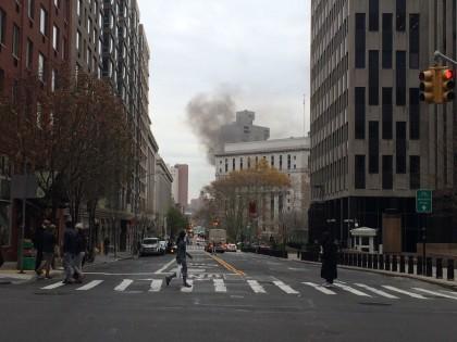 Worth Street fire