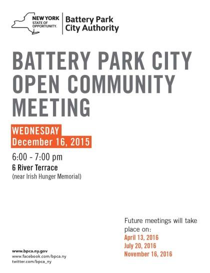BPCA public meeting