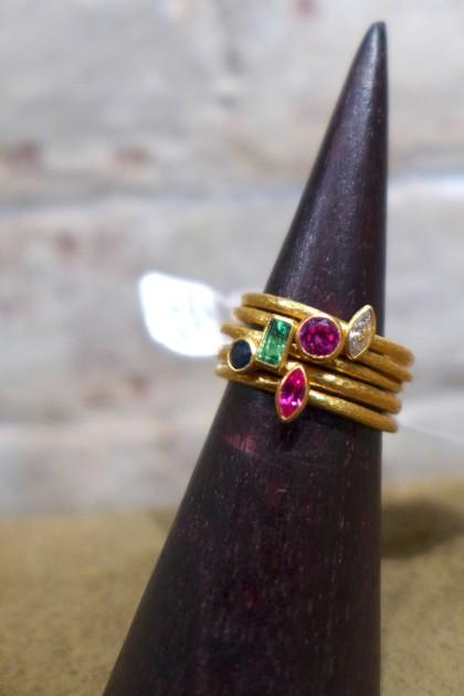 Gurhan rings