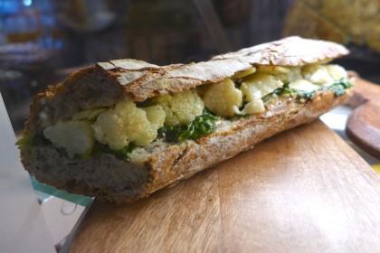 Maman Tribeca sandwich