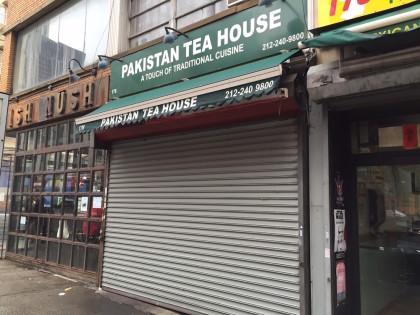 Pakistan Tea House 122915