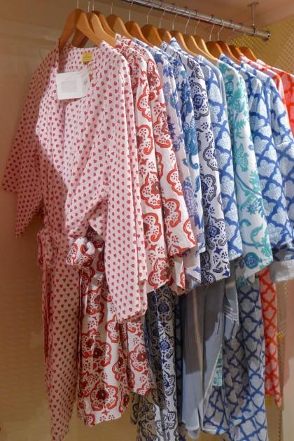 Roberta Roller Rabbit kimonos