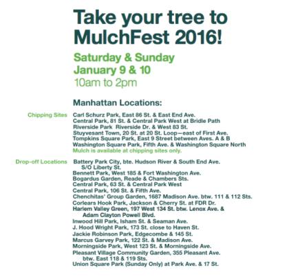 mulchfest