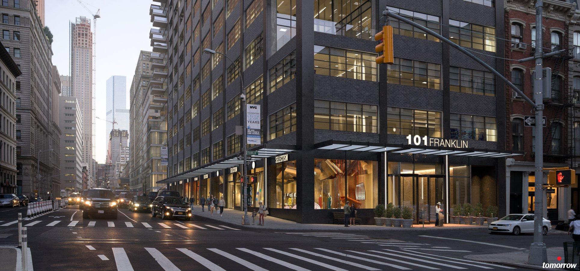 Tribeca Citizen Big Church Street Building To Get A