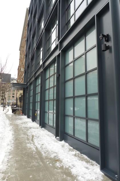 290 West Canal Street side