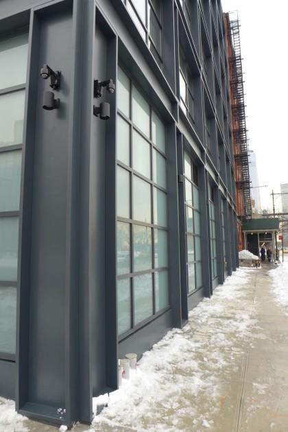 290 West West Street side
