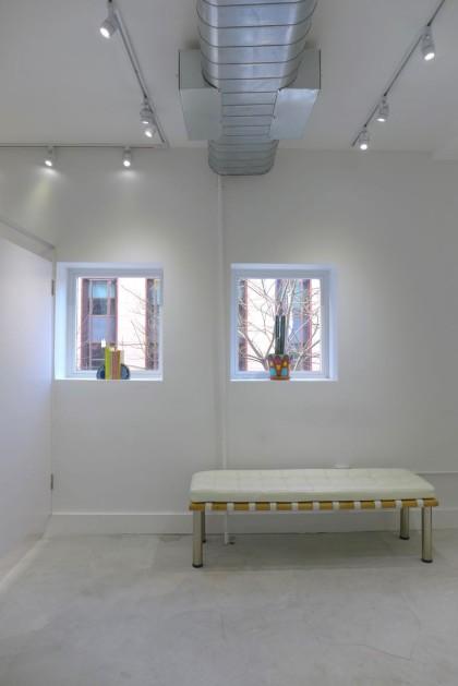 Current rowing studio windows