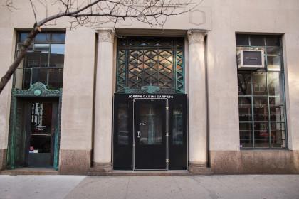 Joseph Carini Carpets outside by Claudine Williams
